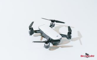 DroneDJ Review- The DJI Spark mini-drone packs a punch-10
