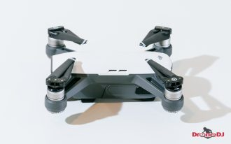 DroneDJ Review- The DJI Spark mini-drone packs a punch-18