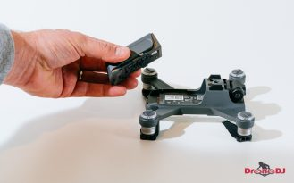DroneDJ Review- The DJI Spark mini-drone packs a punch-20