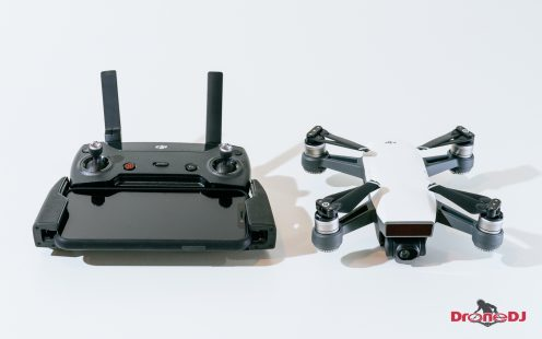 DroneDJ Review- The DJI Spark mini-drone packs a punch-30