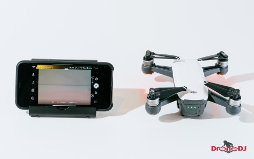 DroneDJ Review- The DJI Spark mini-drone packs a punch-32