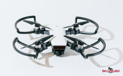 DroneDJ Review- The DJI Spark mini-drone packs a punch-33