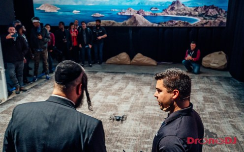DJI Mavic Air Launch Event in NYC 0006