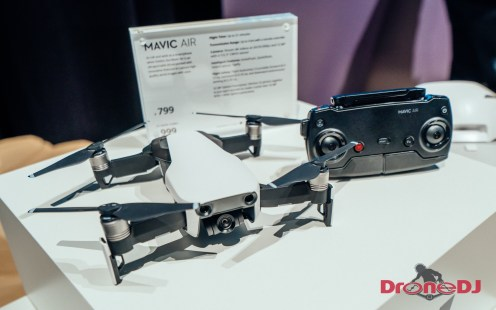 DJI Mavic Air Launch Event in NYC 0007