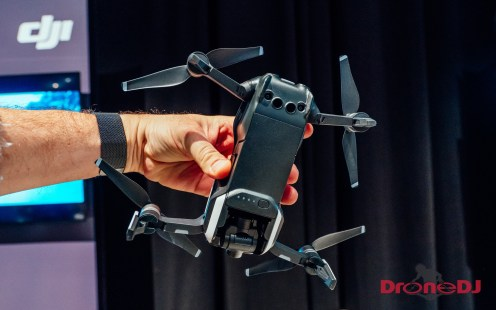 DJI Mavic Air Launch Event in NYC 0017