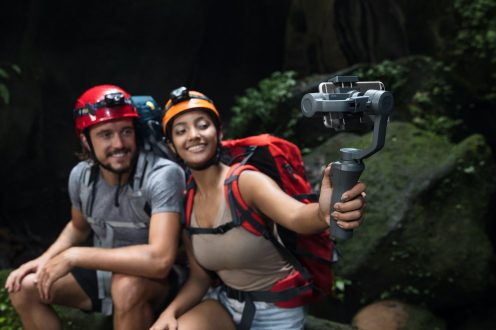 DJI reveals new Osmo Mobile 2 gimbal stabilizers ahead of CES 2018 0017