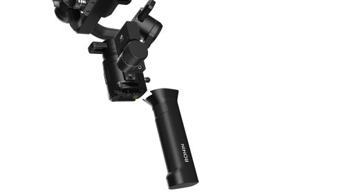 DJI reveals new Ronin S gimbal stabilizer ahead of CES 2018 0000