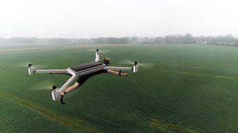 German engineering brings us the flying bathtub drone 0000