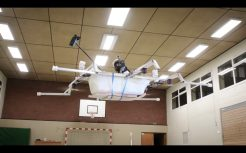 German engineering brings us the flying bathtub drone 0006
