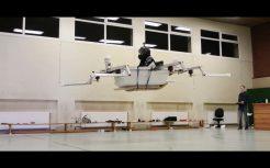 German engineering brings us the flying bathtub drone 0008