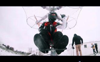 German engineering brings us the flying bathtub drone 0017