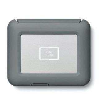 Seagate introduces LaCie 2TB DJI CoPilot portable harddrive at CES 2018 0002