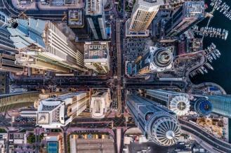 Skyscrapers in Dubai - Bachirm Donestagram