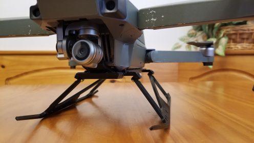 Smart, 3D printed landing gear for the Mavic Pro