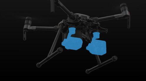 DJI onboard SDK and Skyport adapter 2