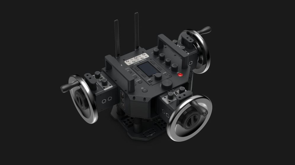 DJI introduces the Master Wheels at NAB 2018 0008