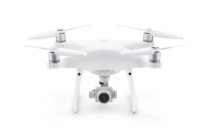 DJI quietly releases the Phantom 4 Pro V2.0 - photos, specs, available starting today 4