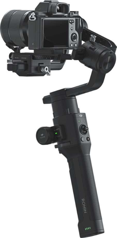 DJI Ronin S single-handed stabilizer - At $699, the price is right Pre-order today 0004