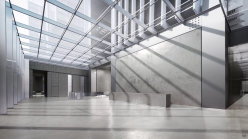 DJI's new head offices in Shenzhen feature a skybridge to launch drones from 0007