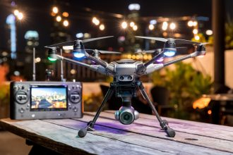 Yuneec introduces the Typhoon H Plus with Intel RealSense™ and other new and upgraded features 0005
