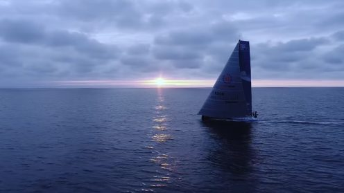 Check out the best drone video footage of the Volvo Ocean Race 0001