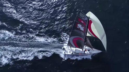 Check out the best drone video footage of the Volvo Ocean Race 0003