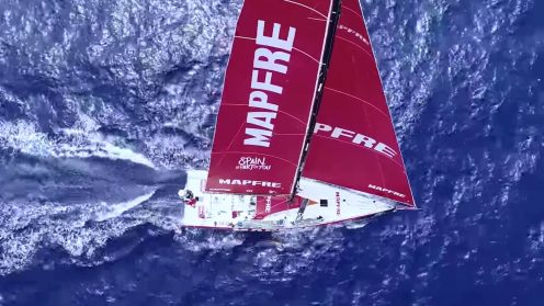 Check out the best drone video footage of the Volvo Ocean Race 0009