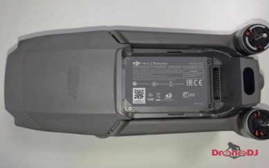 DJI Mavic 2 Enterprise confirmed in FCC filing. Launch at Airworks?