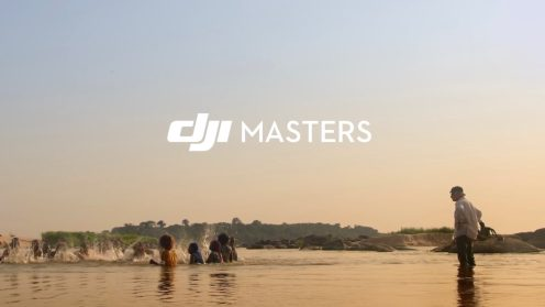 DJI lauches Pro brand and recognizes Yann Arthus-Bertrand as first DJI Master