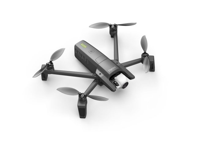 Parrot launches ANAFI Work drone at InterDrone show in Las Vegas 0009