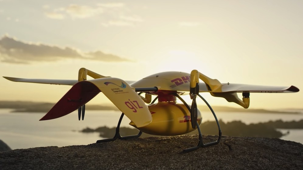 Deliver Future: DHL Parcelcopter flies 37 miles autonomously to a remote island in Lake Victoria 0008