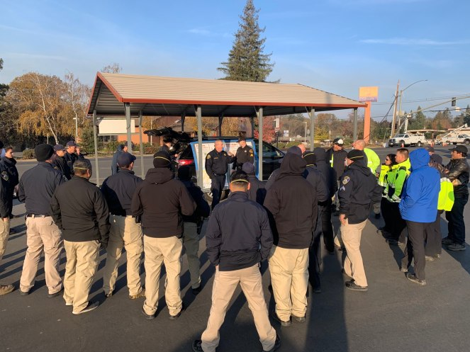 15 drone teams deployed after Camp Fire in Paradise CA 2