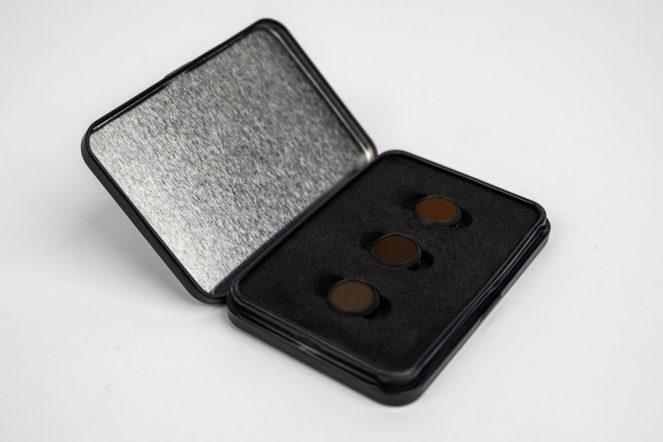 Mavic Air Filters Case - 3 Filter Kit