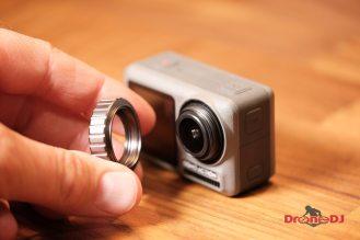 DJI Osmo Action camera DroneDJ