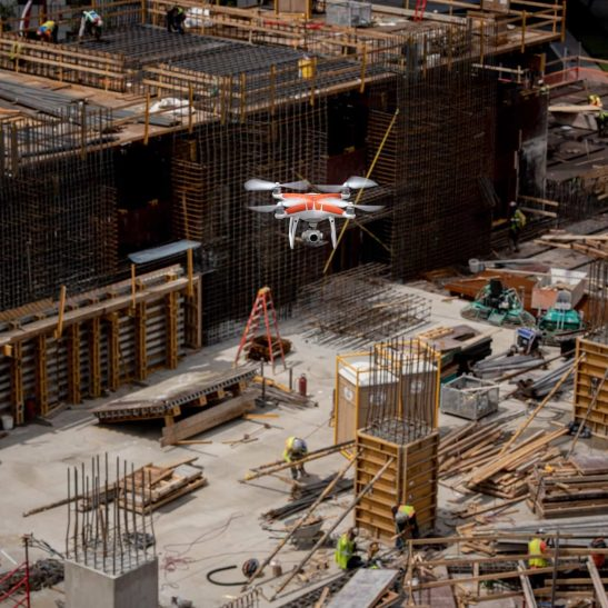 Commercial property joins tech revolution with drones 1
