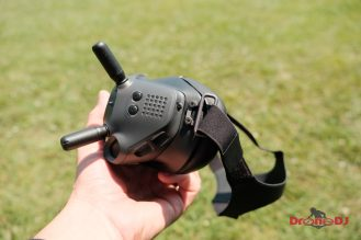 New DJI Digital FPV Transmission System with low latency and HD video for drone racing 0002