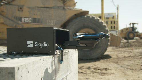 Skydio enters the commercial drone market with the Skydio 2 Dock 0001