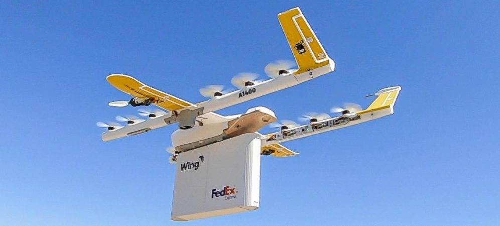 Wing Aviation partners with FedEx and Walgreens to deliver packages by drone 3
