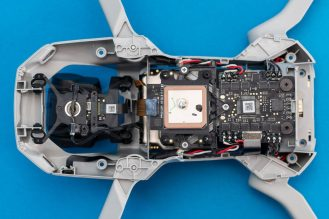DJI-Mavic-Mini-drone-teardown-guide-repair-top-shell-removed-gps-imu-esc-1200x801