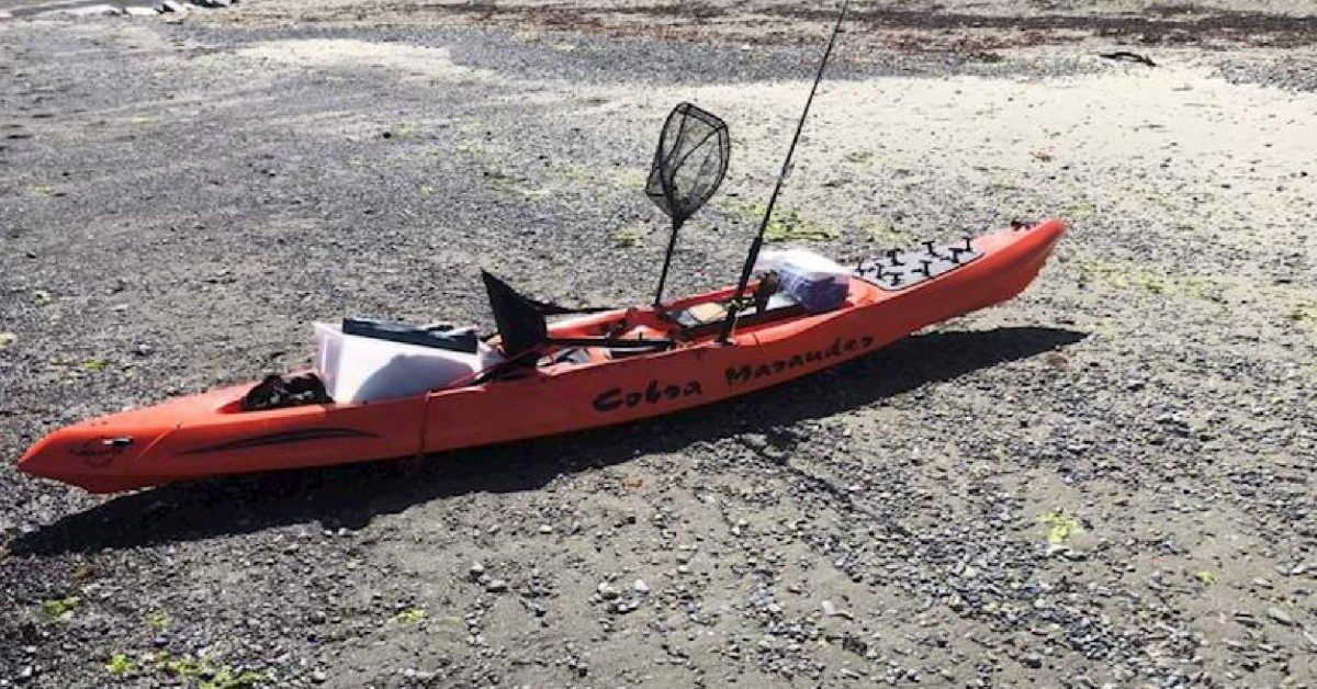 Missing kayaker sparks drone-aided search and rescue mission - DroneDJ