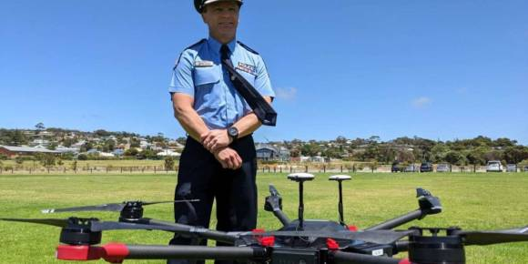 Western Australia's regional police turn to drones in hopes to reduce response times