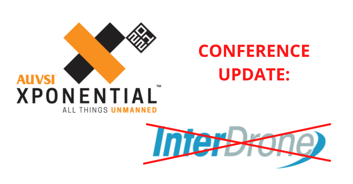 InterDrone cancels its August conference in Dallas - DroneDJ