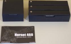 Four Boxes contain the quadcopter parts