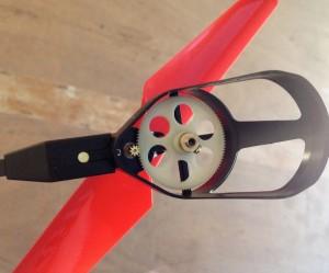 Gearing of v262