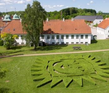 Dronefyn har taget dronefotoes af virksomhedspræsentation Infowise Odense