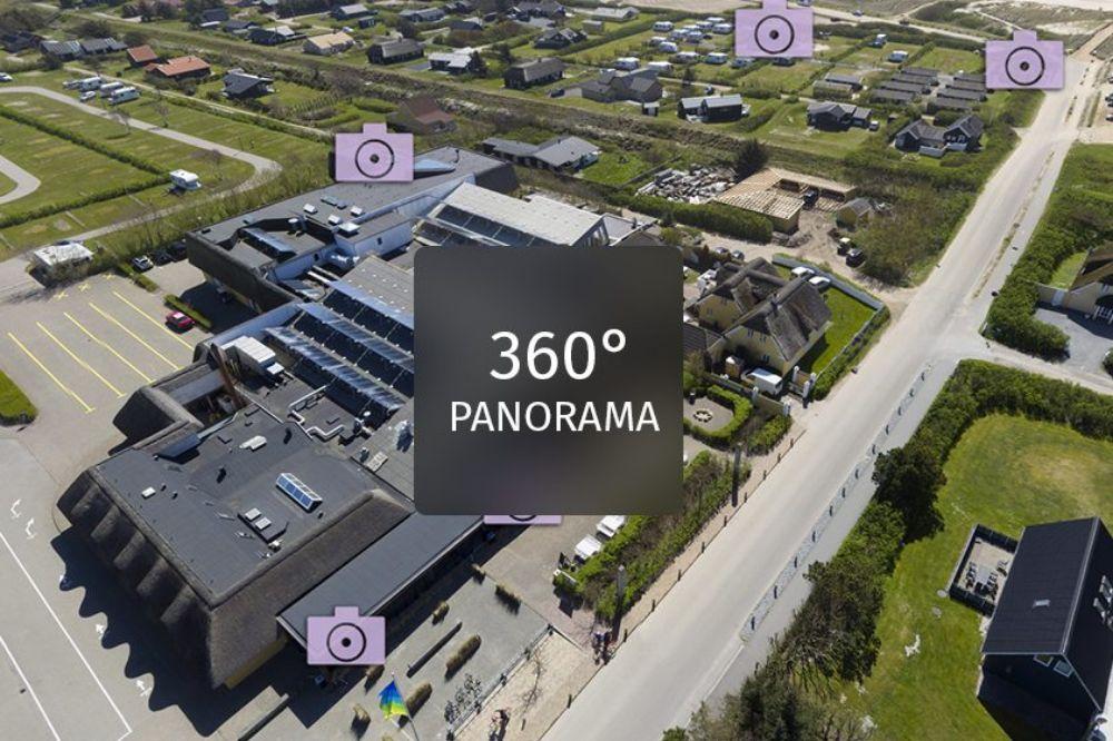 Hvidbjerg Camping 360° Panorama