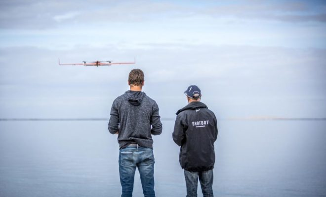 ocean alliance flightwave aero fixed wing drone whale research