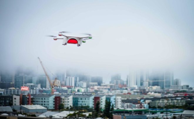 boeing matternet investment round - drone delivery startup