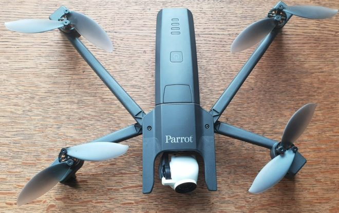 parrot anafi review - best drones on the market?