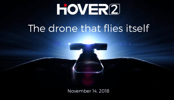 hover 2 camera drone